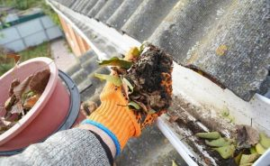 cost of gutter cleaning